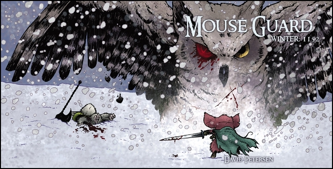 Mouse Guard Winter 1152