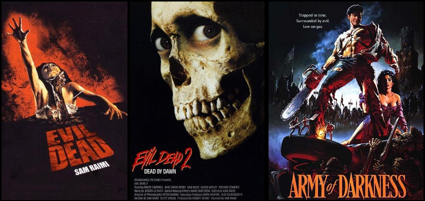 Evil Dead Postery